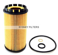 JEEP CHEROKEE / KIA OIL FILTER (Interchangeable with R2650P)