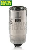 MANN WK854/2 FUEL FILTER