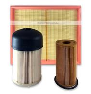 Nissan Navara NP300 filter kit turbo diesel