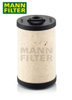 Unimog fuel filter from MANN & HUMMEL