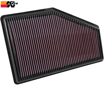 K&N 33-5049 HIGH FLOW AIR FILTER to suit HOLDEN COMMODORE ZB