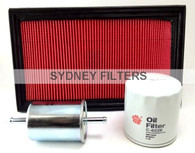 HOLDEN COMMODORE VN VP VR VS VT 5.0L V8 FILTER KIT