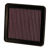 K&N 33-2380 AIR FILTER HYUNDAI i30 i45 ELANTRA KIA CERATO (WA5098 Interchangeable with A1561)