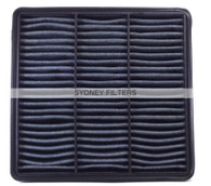 MITSUBISHI AIR FILTER (Interchangeable with A1311, WA974) MIRAGE/LANCER