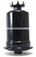 FUEL FILTER UNIVERSAL WZ441 (Interchangeable with Z316, Z361, Z364, Z395, Z403, Z424, Z481)