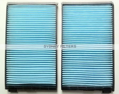 Nissan Navara d40 thai cabin filter set wacf0143