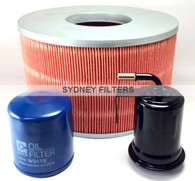 TOYOTA LANDCRUISER 4.7L V8 UZJ100 2UZFE 100 SERIES FILTER KIT