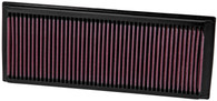 K&N AIR FILTER 33-2865 [AUDI VOLKSWAGEN SKODA] [Interchangeable with A1711, C35154]
