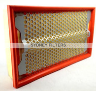 SSANGYONG AIR FILTER (Interchangeable with A1486, FA2627, WA1051)