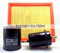 MAZDA B2600/FORD COURIER/ MAZDA MPV FILTER KIT