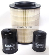 MITSUBISHI CANTER FE83P FE84P FE85P 3.9L FILTER KIT