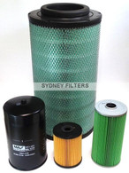 HINO 500 SERIES FD8J, FG8J, GH8J FILTER KIT