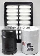 HYUNDAI ILOAD/iMAX 2.5L TURBO DIESEL FILTER KIT