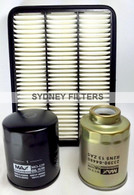 TOYOTA PRADO 3.0L TURBO DIESEL FILTER KIT | KZJ120R 1KZ-TE