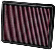K&N AIR FILTER 33-2448 (interchangeable with A1740)