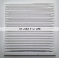 HYUNDA/KIA CABIN FILTER (Interchangeable with RCA201P, 971333SAA0, 971332W000, WACF0121)