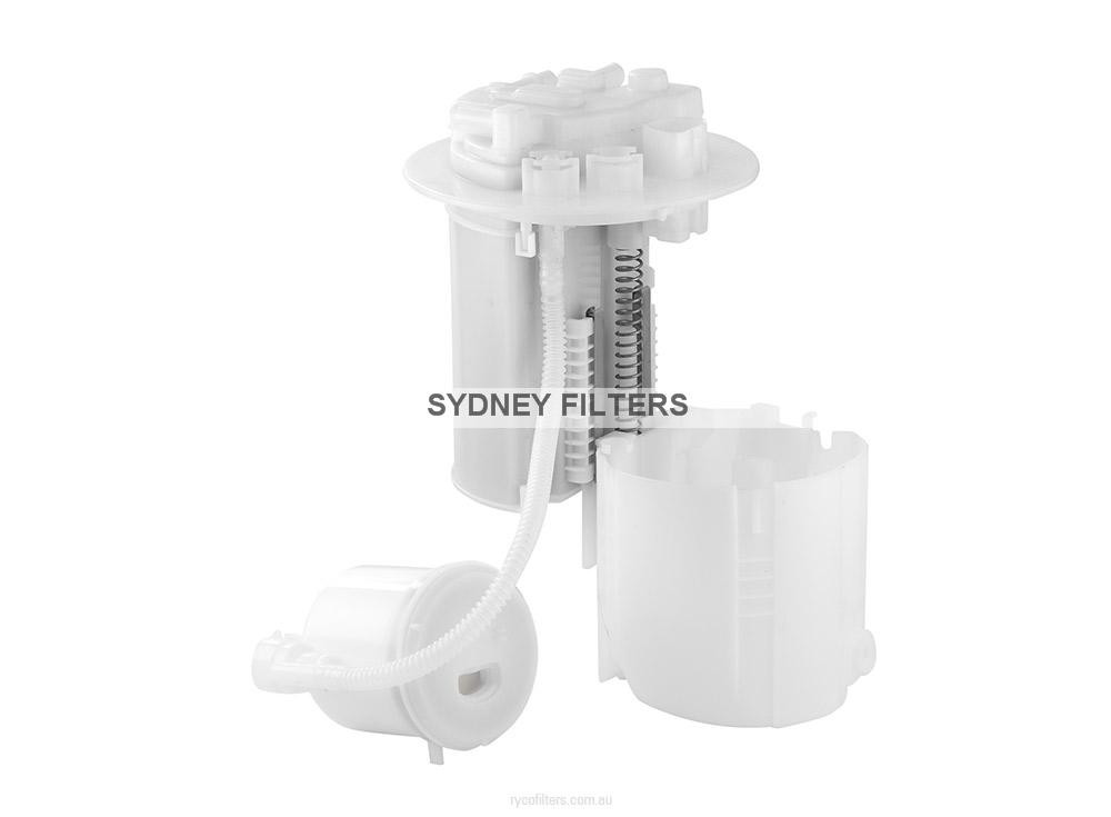 Fuel Filter In