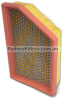WA5269 SSANGYONG KORANDO AIR FILTER 2311334100