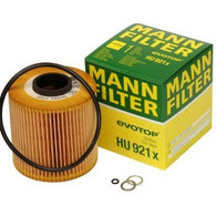 BMW OIL FILTER HU921X (Interchangeable with R2583P) (BMW 316i, 318i)