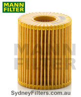 TOYOTA LEXUS OIL FILTER HU7009Z, R2664P, 04152-31060
