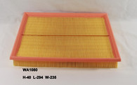 HOLDEN ASTRA AIR FILTER FA6533 (Interchangeable with A1433)