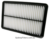 MAZDA AIR FILTER WA5247, FA17200 (Interchangeable with A1785)