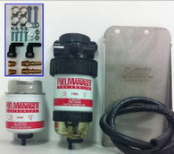 NISSAN NAVARA D22 YD25 2.5L FUEL WATER SEPARATOR FILTER KIT