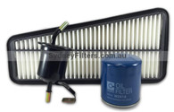 TOYOTA HILUX 4.0L V6 AIR OIL FUEL FILTER KIT 31