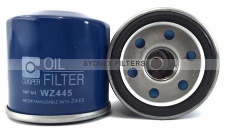 Z445 NISSAN OIL FILTER