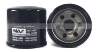 NIPPON MAX OIL FILTER WZ443NM to suit DAIHATSU/SUZUKI (interchangeable with Z443) | NIPPON MAX MO602