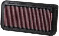 K&N AIR FILTER 33-2252 (Interchangeable with A1481) TOYOTA COROLLA, 86,