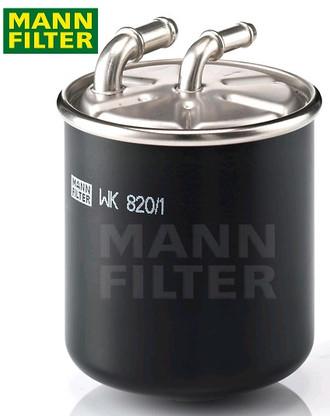 mercedes benz fuel filter WCF13, 6460920001, 6460920301, 6460920501, wk820/1