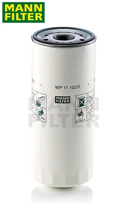 mann oil filter WP11102/3
