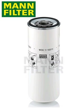 VOLVO FUEL FILTER WDK11102/11, 5221145173, 20875672, 20972295, 5221145173, 7420875666, 7420972291, 21879886, 20405160, 21145173, 20972293, BF7814
