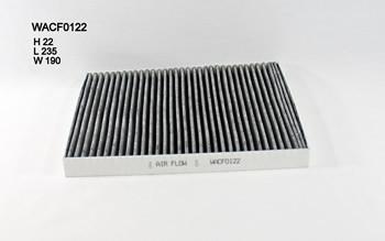 cabin filter ford fiesta ecosport 8V51-18D543-AA, 8V5J-19G244-AA, CU2436, RCA189C, WACF0122