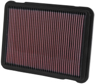 K&N AIR FILTER 33-2146 (interchangeable with A1522) TOYOTA LANDCRUISER PRADO