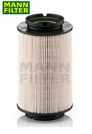 FUEL FILTER PU936/2x - VOLKSWAGEN, SKODA, AUDI (Interchangeable with 1K0127434, 1K0127434A, 1K0127177A R2622P)