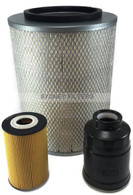 KIT133 HYUNDAI HD45 AIR OIL FUEL FILTER KIT