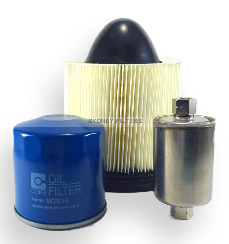 WESFIL AIR FILTER FOR Ford Falcon BF 5.4L V8 2005-04//08 WA1059