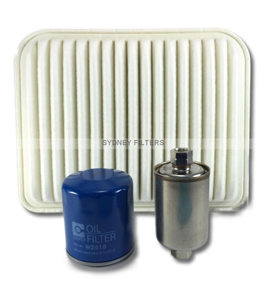 FORD FALCON FG ECOBOOST 2.0L AIR OIL FUEL FILTER