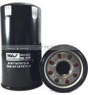 WZ554NM HOLDEN/ISUZU OIL FILTER (Interchangeable with Z554/Z600) | NIPPON MAX MO024