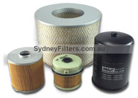 HINO DUTRO AIR OIL FUEL FILTER KIT XZU304R, XZU306R, XZU307R, XZU308R, XZU347R