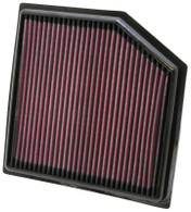 K&N AIR FILTER 33-2452 to suit TOYOTA RAV4 DIESEL & LEXUS vehicles
