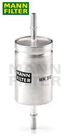 WK512 FUEL FILTER - AUDI A3, VW GOLF [6X0201511, 6X0201511B]