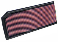 K&N AIR FILTER  33-2888 (interchangeable with WA5104, A1640, C41110)