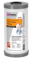 CB10MP1 10 micron filter reduces taste, odour, chlorine and sediment