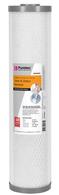 CB10MP2 10 micron filter reduces taste, odour, chlorine and sediment