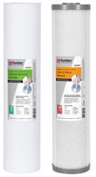 PX05MP2 (sediment) and CB10MP2 (taste and odour)