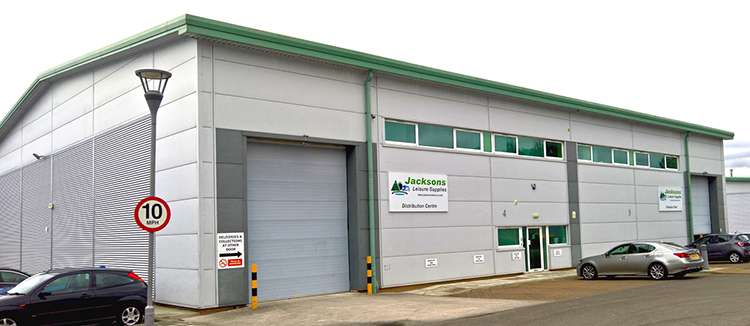 Jacksons Leisure Supplies New Warehouse and Distribution Centre 2