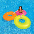 Intex Inflatable Neon Frost Tube Pool Ring (59262)